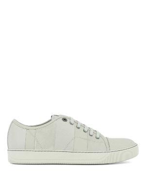 Lanvin: trainers - Multistriped low sneakers
