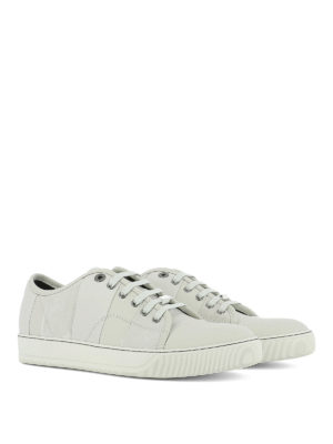 Lanvin: trainers online - Multistriped low sneakers