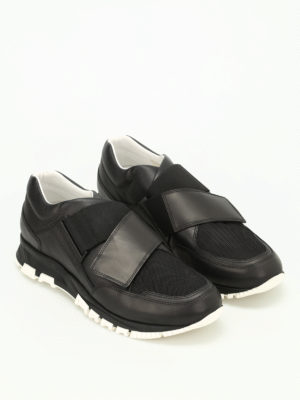 Lanvin: trainers online - Strap running shoes