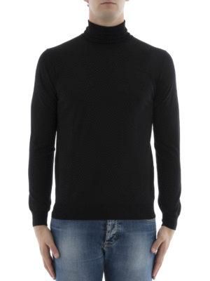 Lanvin: Turtlenecks & Polo necks online - Soft and warm wool turtleneck