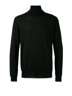 Lanvin: Turtlenecks & Polo necks - Soft and warm wool turtleneck