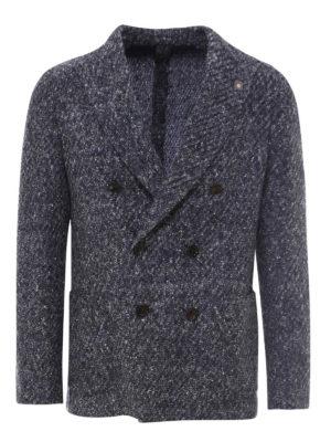 LARDINI: blazers - Mélange blazer