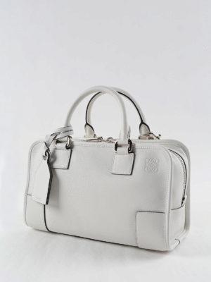 Loewe: bowling bags online - Amazona 28 leather bag