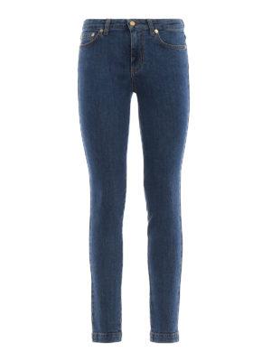 LOEWE: jeans skinny - Jeans skinny cinque tasche