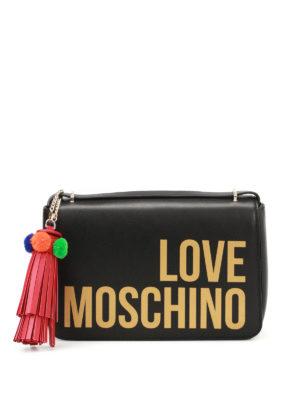 Love Moschino: shoulder bags - Fake leather shoulder bag