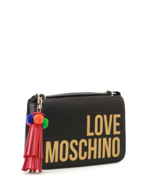 Love Moschino: shoulder bags online - Fake leather shoulder bag