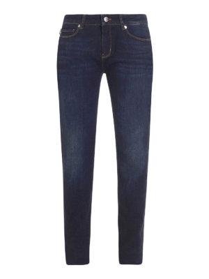 LOVE MOSCHINO: jeans dritti