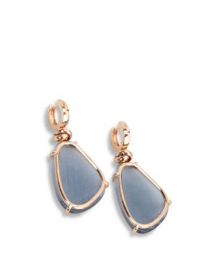 Lucos: Earrings online - Agate earrings