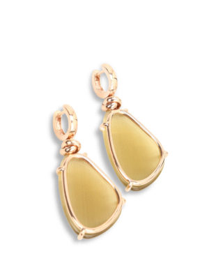 Lucos: Earrings online - Agate earrings
