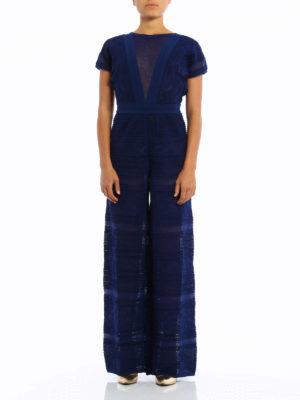 M Missoni: jumpsuits online - Chevron pattern sensual jumpsuit