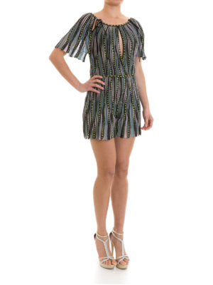 M Missoni: jumpsuits online - Viscose blend short jumpsuit