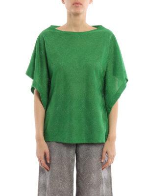 M Missoni: t-shirts online - Chevron patterned jersey Tee