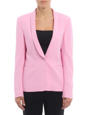 M.S.G.M.: blazers online - Shawl lapel blazer