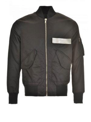 M.S.G.M.: bombers - Glossy bomber jacket