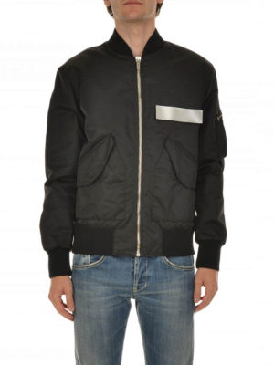 M.S.G.M.: bombers online - Glossy bomber jacket