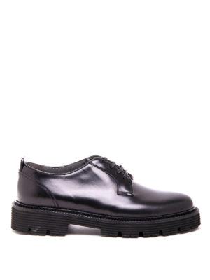 M.S.G.M.: lace-ups shoes - Polish leather Derby shoes
