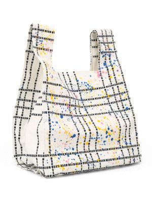 m.s.g.m.: shopper online - Shopper con macchie di vernice