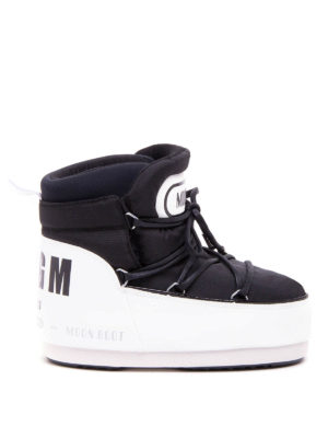 M.S.G.M.: snow boots - Technical fabric snow boot