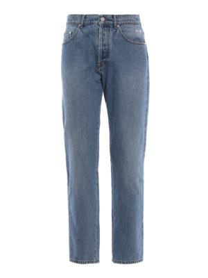 m.s.g.m.: jeans dritti
