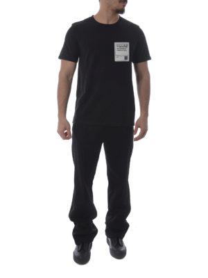 Maison Margiela: t-shirts online - Stereotype T-shirt