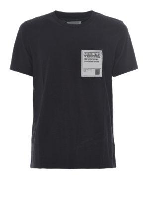 Maison Margiela: t-shirts - Stereotype T-shirt