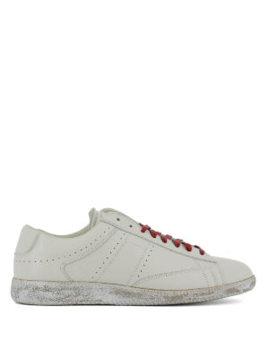 Maison Margiela: trainers - ACE leather sneakers
