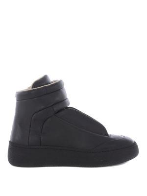 Maison Margiela: trainers - Future chunky sole sneakers