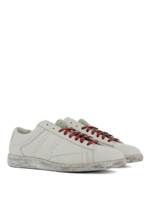 Maison Margiela: trainers online - ACE leather sneakers