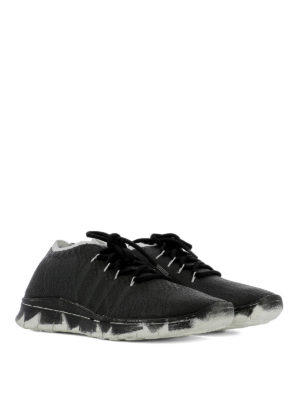 Maison Margiela: trainers online - Crackle effect sneakers