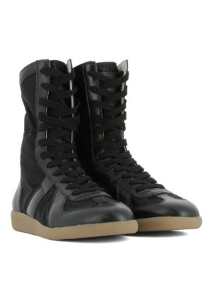 Maison Margiela: trainers online - Replica boxing style sneakers