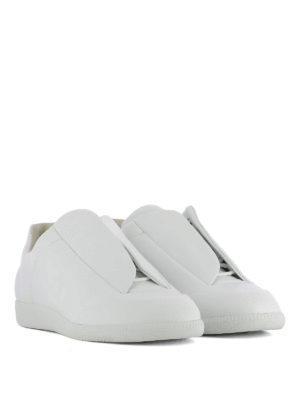 Maison Margiela: trainers online - Replica hidden laces sneakers