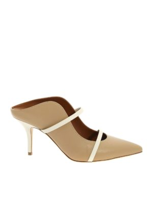 Malone Souliers: court shoes - Maureen pumps in beige