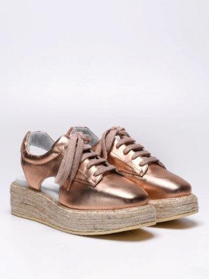 Manuel Barcelo': trainers online - Belgrave slingback wedge sneakers