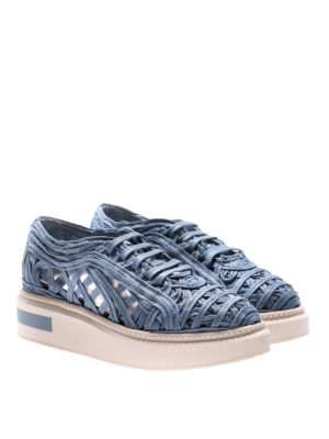 Manuel Barcelo': trainers online - Lane lace sneakers