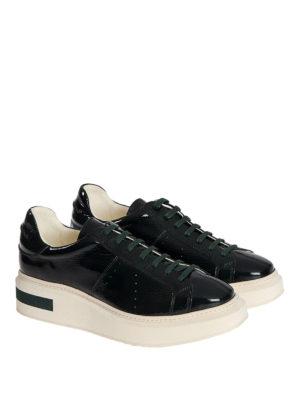 Manuel Barcelo': trainers online - Trafalgar patent sneakers