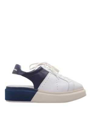Manuel Barcelo': trainers - Traf slingback sneakers