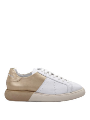 Manuel Barcelo': trainers - Trafalgar colour block sneakers