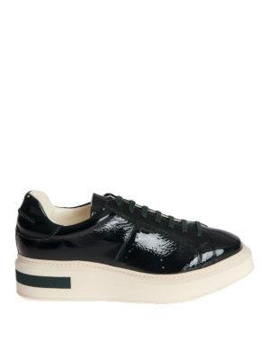 Manuel Barcelo': trainers - Trafalgar patent sneakers