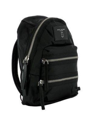 Marc Jacobs: backpacks online - Biker style small nylon backpack