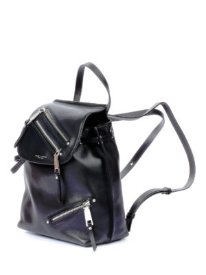 Marc Jacobs: backpacks online - Smooth leather multipocket backpack