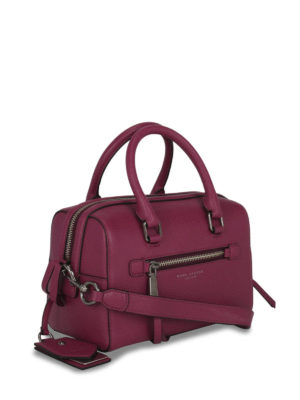 Marc Jacobs: bowling bags online - Small Recruit bowling bag