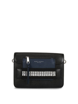 Marc Jacobs: clutches - Madison strass embellished clutch