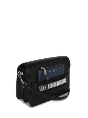 Marc Jacobs: clutches online - Madison strass embellished clutch