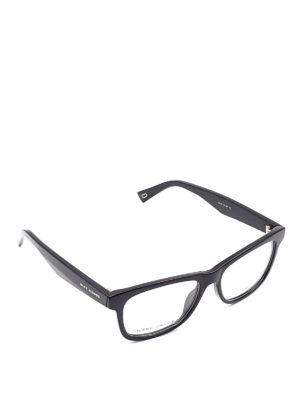 Marc Jacobs: glasses - Acetate squared eyeglasses