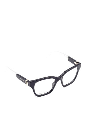 Marc Jacobs: glasses - Bicolour eyeglasses