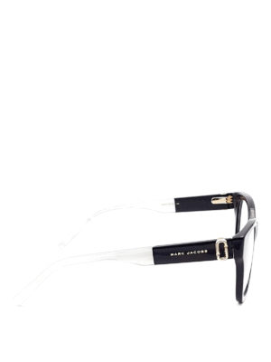 Marc Jacobs: glasses online - Bicolour eyeglasses