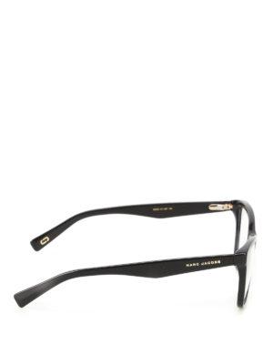 Marc Jacobs: glasses online - Squared acetate frame eyeglasses