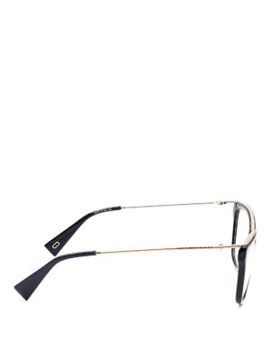 Marc Jacobs: glasses online - Woven detail eyeglasses