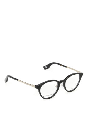 Marc Jacobs: glasses - Rounded acetate frame eyeglasses