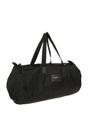 Marc Jacobs: Luggage & Travel bags online - Nylon top zip travel bag